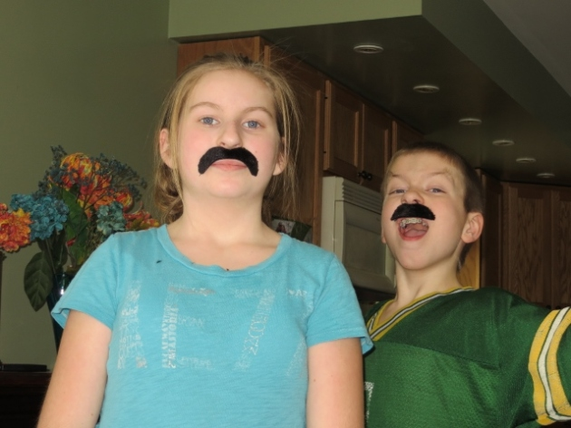 A Funny Girl and Her Brother